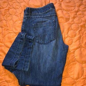 Wrangle trouser pants